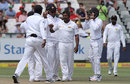 Rangana Herath became Sri Lanka's second-highest wicket taker, South Africa v Sri Lanka, 2nd Test, Cape Town, 2nd day, January 3, 2017