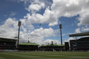 A view of the Sydney Cricket Ground from the sidelines, Australia v Pakistan, 3rd Test, Sydney, 2nd day, January 4, 2017