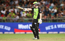 Eoin Morgan brought up a half-century off 42 balls, Sydney Thunder v Melbourne Stars, BBL, Sydney Showground Stadium, January 4, 2016