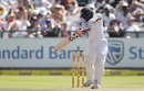 Kaushal Silva put up dogged resistance, South Africa v Sri Lanka, 2nd Test, Cape Town, 3rd day, January, 4, 2017