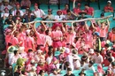 The beer snake makes an appearance at the SCG, Australia v Pakistan, 3rd Test, Sydney, 3rd day, January 5, 2017