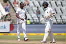 Kagiso Rabada was a little sheepish when Dinesh Chandimal clipped to square leg, South Africa v Sri Lanka, 2nd Test, Cape Town, 4th day, January 5, 2017