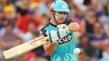 Chris Lynn shapes up to hit one for six