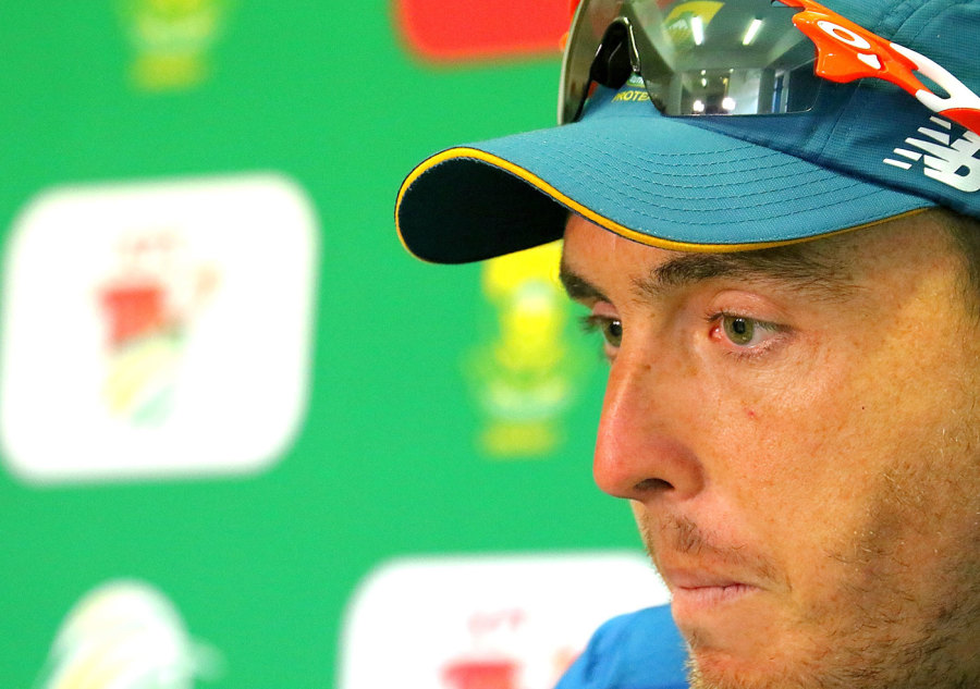 The surprise of Kyle Abbott's repeated omissions was matched by the shock of his sudden departure from the South Africa side