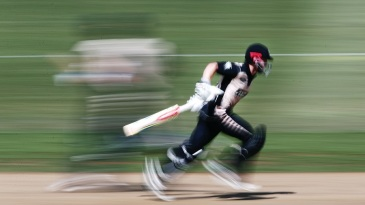 Corey Anderson was a blur as he raced to 94 off 41 balls