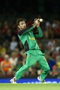 Glenn Maxwell drops a catch, Renegades v Stars, Big Bash League 2016-17, Melbourne, January 7, 2017