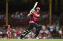 Daniel Hughes gave Sixers a quick start in their 171 chase, Sydney Sixers v Melbourne Renegades, Big Bash 2016-17, Sydney, January 9, 2017
