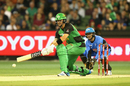 Kevin Pietersen plays a scoop, Melbourne Stars v Adelaide Strikers, Big Bash League 2016-17, Melbourne, January 10, 2017