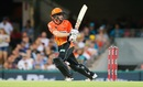 Michael Klinger's 81 took Scorchers to 156, Brisbane Heat v Perth Scorchers, Big Bash League 2016-17, Brisbane, January 11, 2017