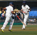 Prithvi Shaw and Suryakumar Yadav added 52 for the third wicket, Gujarat v Mumbai, Ranji Trophy 2016-17, final, Indore, 1st day, January 10, 2017