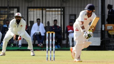 Parthiv Patel struck a counter-attacking 90