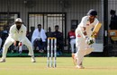 Parthiv Patel struck a counter-attacking 90, Gujarat v Mumbai, Ranji Trophy 2016-17, final, Indore, 2nd day, January 11, 2017