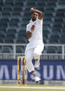 Suranga Lakmal bowled a luckless spell on the second morning, South Africa v Sri Lanka, 3rd Test, Johannesburg, 2nd day, January 13, 2017