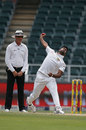 Lahiru Kumara in delivery stride, South Africa v Sri Lanka, 3rd Test, Johannesburg, 2nd day, January 13, 2017