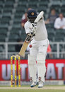 Angelo Mathews battled through to the close, South Africa v Sri Lanka, 3rd Test, Johannesburg, 2nd day, January 13, 2017