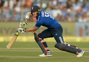 Ben Stokes threads one through point, India v England, 1st ODI, Pune, January 15, 2017