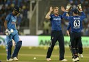 David Willey removed India's openers in successive overs India v England, 1st ODI, Pune, January 15, 2017
