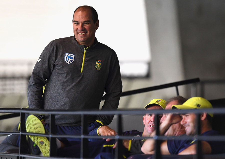 Domingo has 2 days to reapply for Proteas job