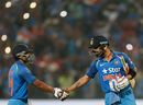 Virat Kohli and Kedar Jadhav revived India with a 200-run partnership, India v England, 1st ODI, Pune, January 15, 2017