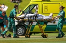 Mushfiqur Rahim was taken to hospital after a blow to the head, New Zealand v Bangladesh, 1st Test, Wellington, 5th day, January 16, 2017