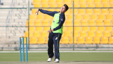 Jacob Mulder took two wickets to pull Ireland back into the game