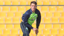 Jacob Mulder finished another impressive spell with 2 for 27, Ireland v Namibia, Desert T20, Group A, Abu Dhabi, January 17, 2017
