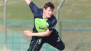 Joshua Little took two wickets at the death to finish with 2 for 17, Ireland v Namibia, Desert T20, Group A, Abu Dhabi, January 17, 2017