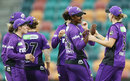 Hayley Matthews took 5 for 19, Hobart Hurricanes v Perth Scorchers, Women's Big Bash League, Hobart, January 9, 2017