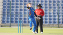 Bernard Scholtz finished with figures of 3-1-13-0, Ireland v Namibia, Desert T20, Group A, Abu Dhabi, January 17, 2017