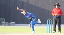 Jan Frylinck took figures of 1 for 37, Ireland v Namibia, Desert T20, Group A, Abu Dhabi, January 17, 2017