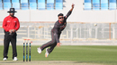 Imran Haider finished with figures of 1 for 38, UAE v Ireland, Desert T20, Group A, Dubai, January 18, 2017