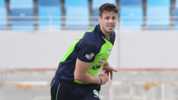 Boyd Rankin took three wickets in the Powerplay to put Ireland in control