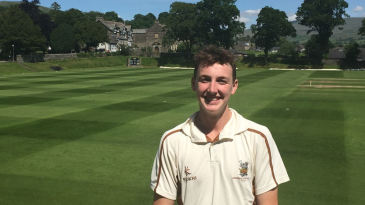 Harry Brook made his Yorkshire debut against Pakistan A