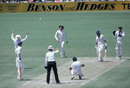 Greg Chappell catches Allan Lamb off Bruce Yardley, Australia v England, third Test, day four, Adelaide December 14, 1982