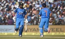 MS Dhoni and Yuvraj Singh led India's recovery, India v England, 2nd ODI, Cuttack, January 19, 2017