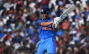 MS Dhoni's 122-ball 134 saw 10 founds and six sixes, India v England, 2nd ODI, Cuttack, January 19, 2017
