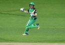 Jess Cameron secured victory despite needing 12 off two balls, Hobart Hurricanes v Melbourne Stars, Women's Big Bash League 2016-17, Hobart, January 20, 2017