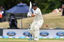 Ross Taylor shapes to pull, New Zealand v Bangladesh, 2nd Test, Christchurch, 2nd day, January 21, 2017