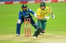 David Miller needed to run only 10 out of his total of 40, South Africa v Sri Lanka, 1st T20I, Centurion, January 20, 2017