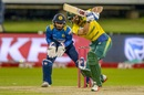 Farhaan Behardien won his first game as captain, South Africa v Sri Lanka, 1st T20I, Centurion, January 20, 2017