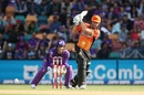 Shaun Marsh struck a match-winning half-century, Hobart Hurricanes v Perth Scorchers, Women's Big Bash League 2016-17, Hobart, January 21, 2017