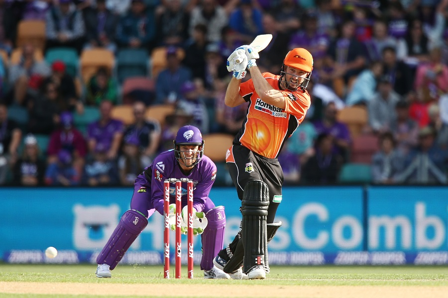 BBL 2016/17 31st Match: Marsh guides Scorchers into BBL semi-finals