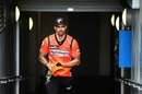 Mitchell Johnson showed glimpses of his best in Hobart, Hobart Hurricanes v Perth Scorchers, Women's Big Bash League 2016-17, Hobart, January 21, 2017