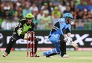 Ben Dunk struck 65 off 40 balls, Sydney Thunder v Adelaide Strikers, Big Bash League 2016-17, Sydney, January 18, 2017