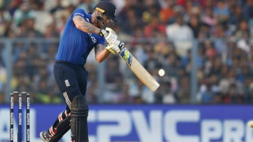 Ben Stokes muscled another fifty