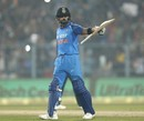 Virat Kohli struck another fifty in a chase, India v England, 3rd ODI, Kolkata, January 22, 2017