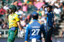 Isuru Udana picked up 3 for 13, South Africa v Sri Lanka, 2nd T20I, Johannesburg, January 22, 2017