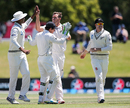 Tim Southee had Tamim Iqbal caught out hooking, New Zealand v Bangladesh, 2nd Test, Christchurch, 4th day, January 23, 2017