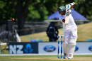 Mahmudullah drives on the up, New Zealand v Bangladesh, 2nd Test, Christchurch, 4th day, January 23, 2017
