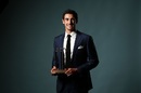 Mitchell Starc received the Test Cricketer of the Year award at the Allan Border Medal awards night, Sydney, January 23, 2017